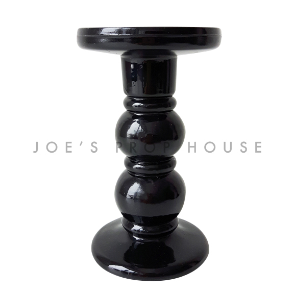 Dellar Pillar Candlestick Black