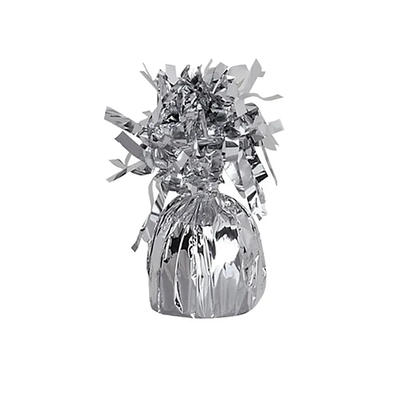 BUY ME / NEW ITEM $1.50 each 6oz Silver Balloon Weight