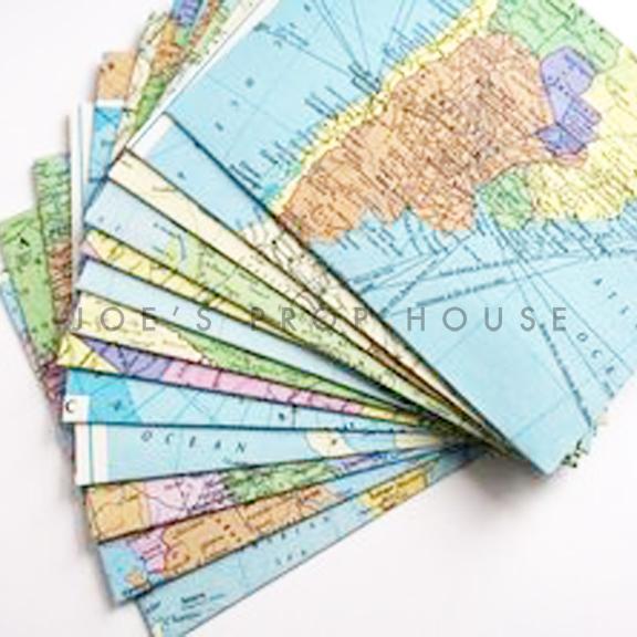 Various Maps