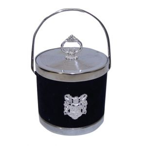 Dorchester Ice Bucket, Black