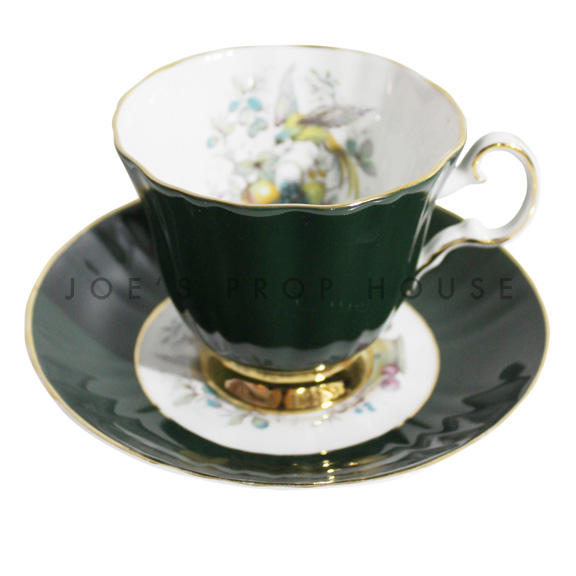 Harriett Floral teacup and Saucer