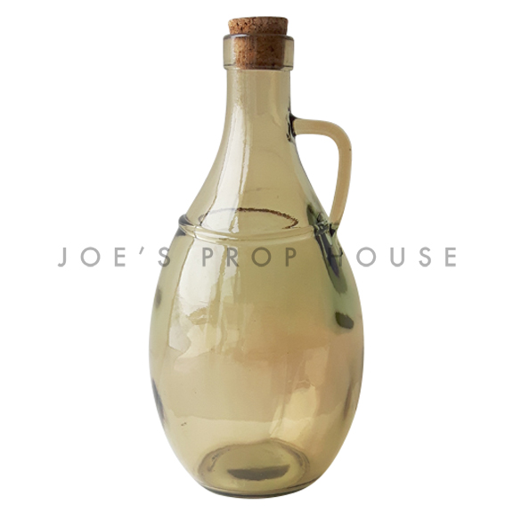 Maybel Glass Decanter Beige