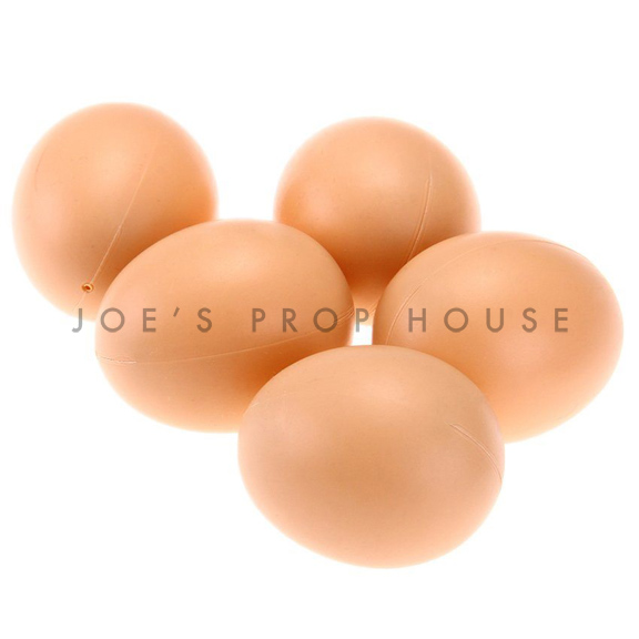 Artificial Brown Eggs