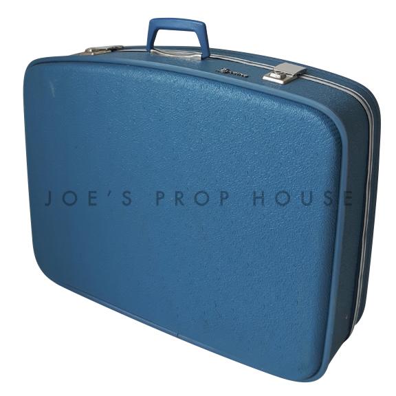 Gallow Hardshell Suitcase Blue LARGE