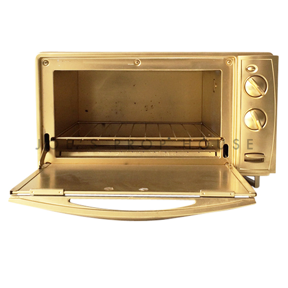 Toaster Oven Gold