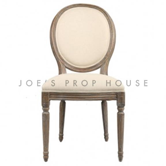 BUY ME / USED ITEM $125.00 Recalimed Dining Chair