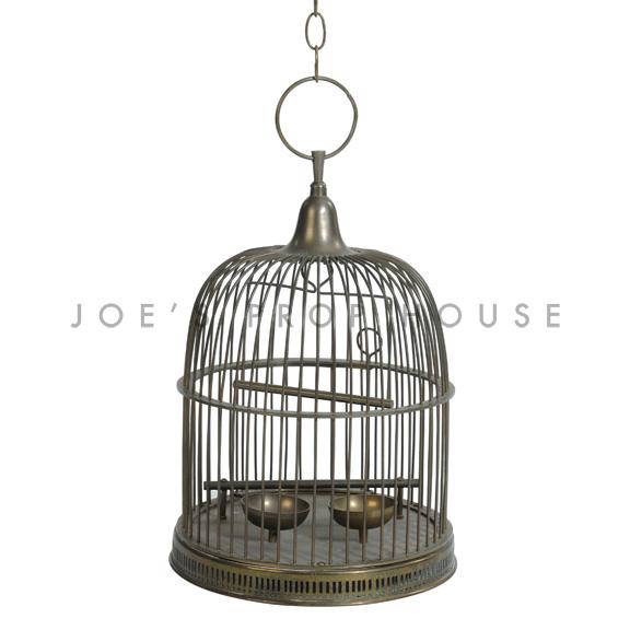 Ingrid Metal Dome Birdcage