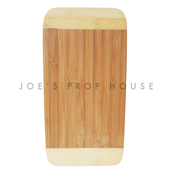 Two-Tone Bamboo Serving Board