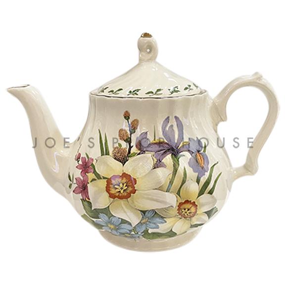Valencia Porcelain Teapot