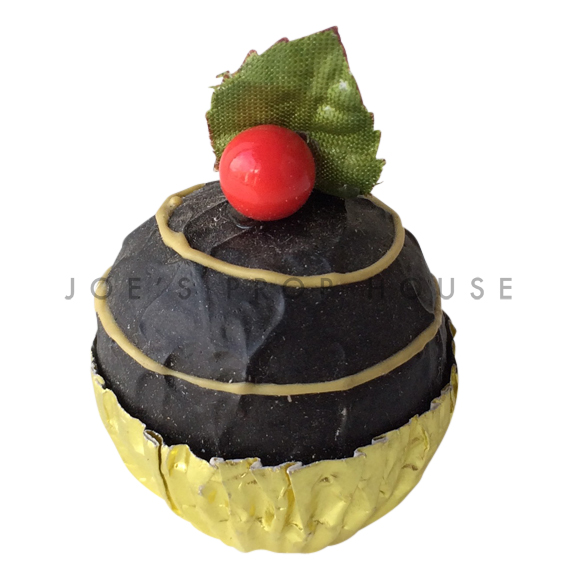 Dark Chocolate Miniature Dessert Prop