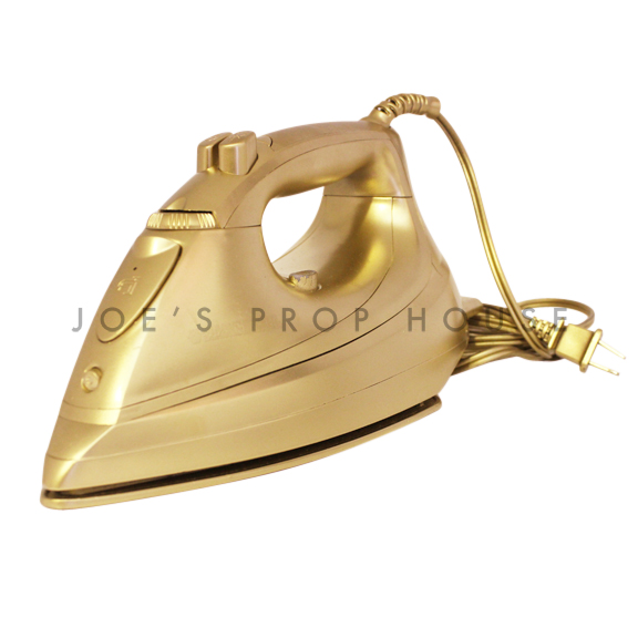 Electric Iron Gold