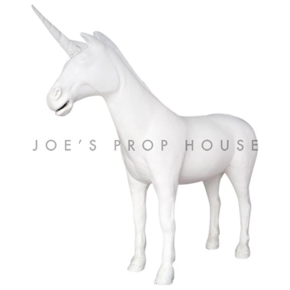 Lifesize Unicorn White