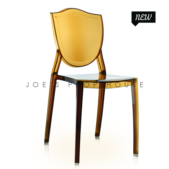 Jules Dining Chair Amber