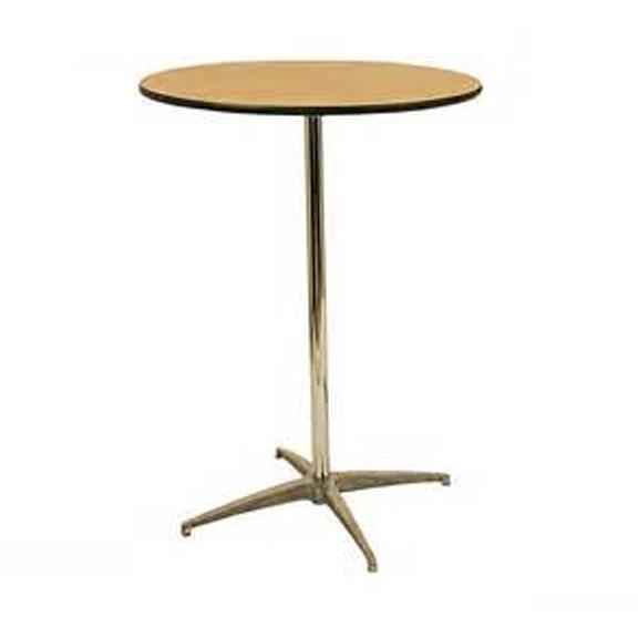 Round Highboy Cruiser Table