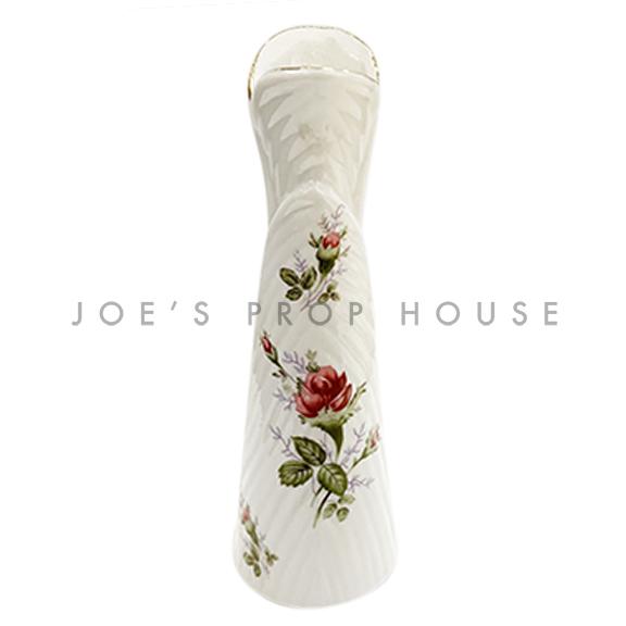 Issabeth Floral Porcelain Bud Vase