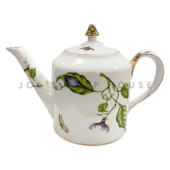 Vine Porcelain Teapot