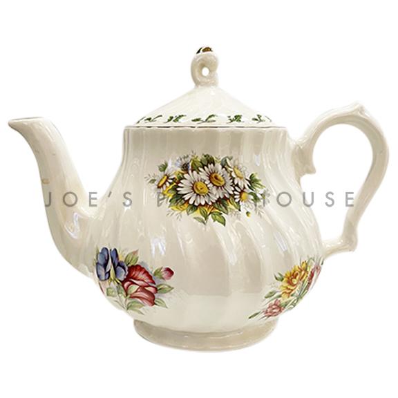 Annabette Floral Teapot