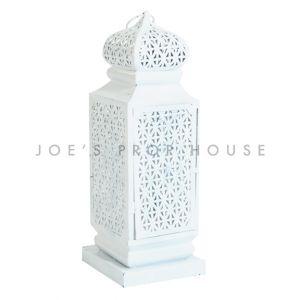 Big Taj Lantern White
