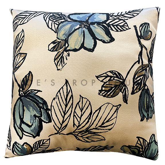 Florence Beige Accent Pillow