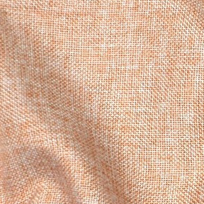 Peach VINTAGE LINEN Tablecloth Round 120in