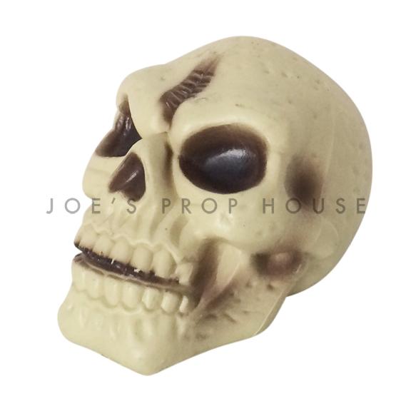 BUY ME / USED ITEM $2.99 each Beige Plastic Skull
