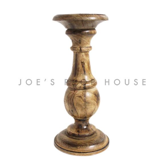 Decker Pillar Candlestick Large