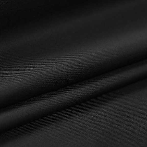 Black POLYESTER Tablecloth Rectangular 90in x 156in