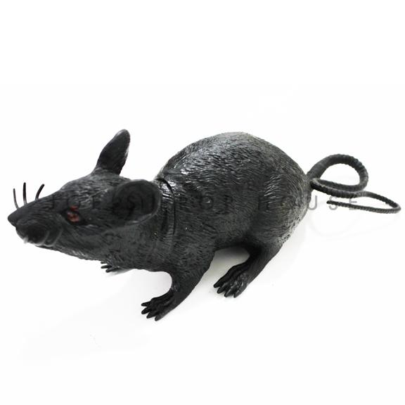 BUY ME / USED ITEM $2.99 each Black Rubber Rat