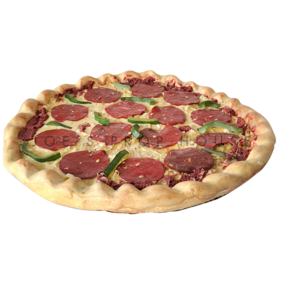 All Dressed Pizza Food Prop