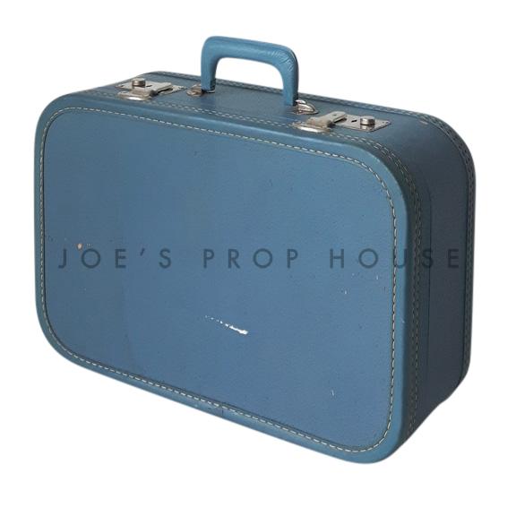 Llyod Hardshell Suitcase Blue SMALL
