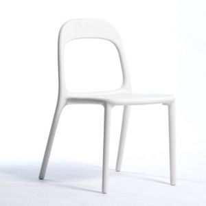 Morgan Chair White