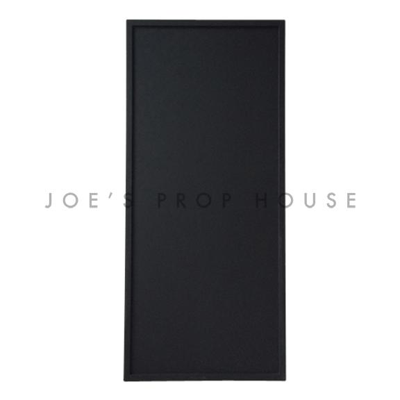 Abner Simple Black Frame Chalkboard Large