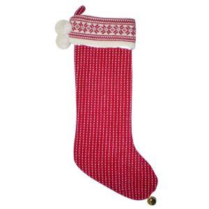 Jingle Bell Christmas Stocking