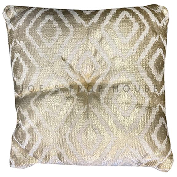 Azalea Accent Pillow Gold