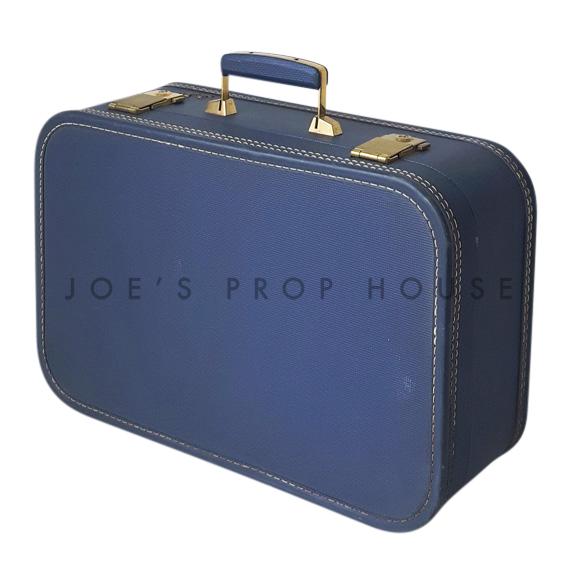 Henry Hardshell Suitcase Blue SMALL