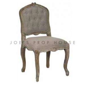 Shabby Antoinette Dining Chair Clay