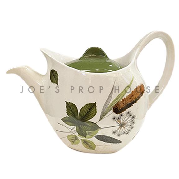Meadow Ceramic Teapot