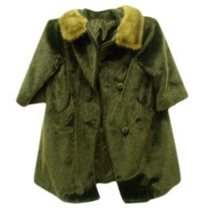 Women's Dark Brown Fur Coat
