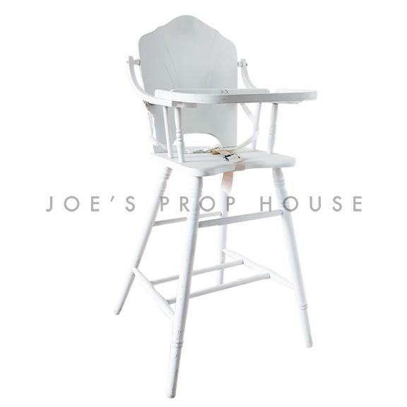 Alexa High Chair White