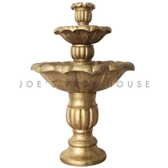 Stone Fountain GOLD