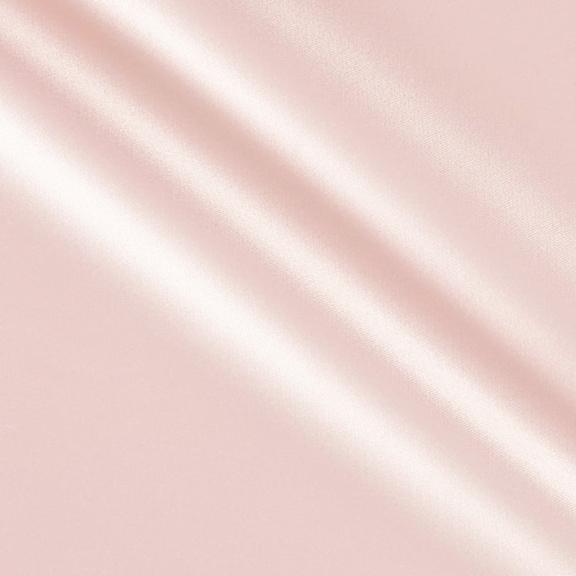Blush PEAU DE SOIE Tablecloth Rectangular 112in x 156in
