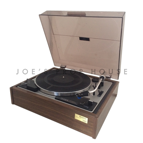 Vintage SONY Record Player
