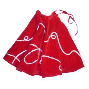 Red Velvet Tree Skirt