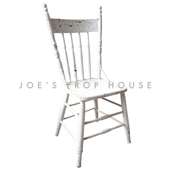 Norma Chair White