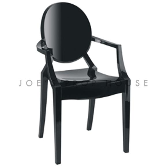 BUY ME / USED ITEM $75.00 each Ghost Chair Black