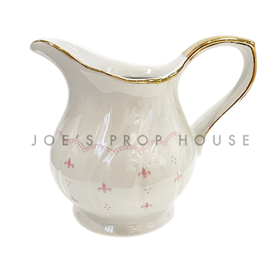 Abbey Porcelain Creamer