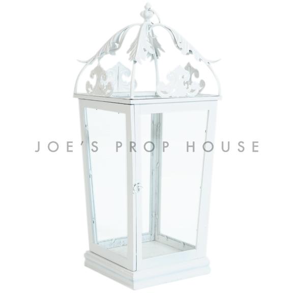 Victorian Lantern White