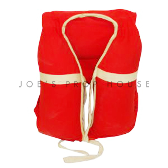 Life Jacket Red
