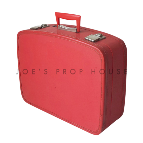 Roselyn Hardshell Suitcase Red SMALL