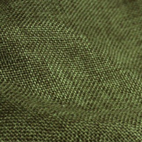 Olive VINTAGE LINEN Tablecloth Round 120in